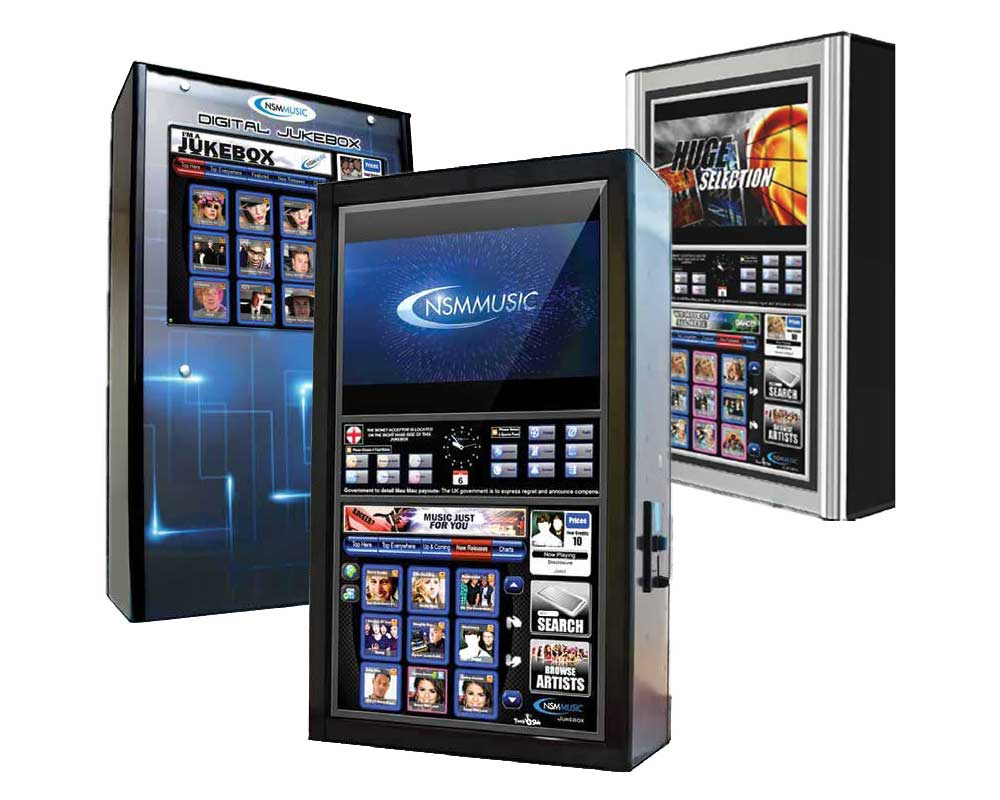 Digital Juke Boxes