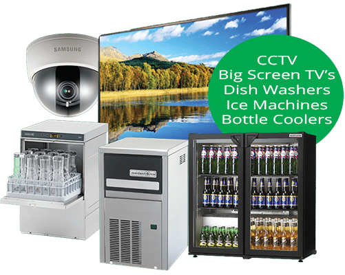 Ice machine CCTV bottle cooler