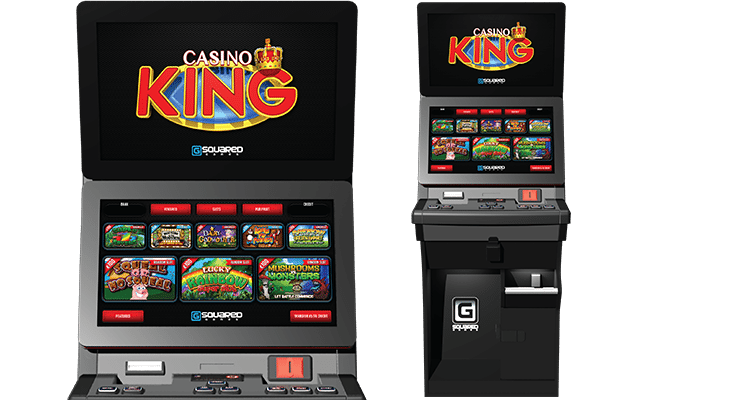 casino king product page